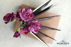 Gėlių kompozicija - fotoalbumas