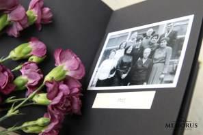 Laidotuvių fotoalbumas-knyga