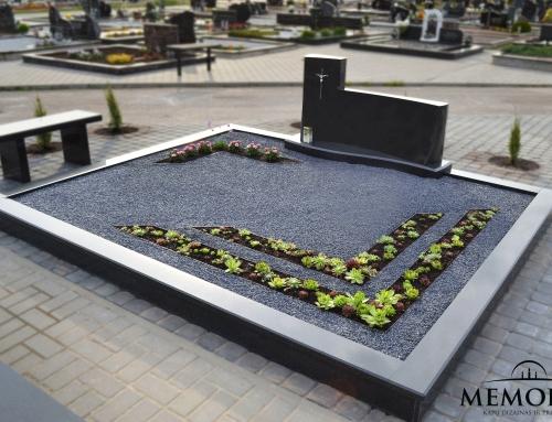Individualaus dizaino kapų tvarkymas Vilniuje