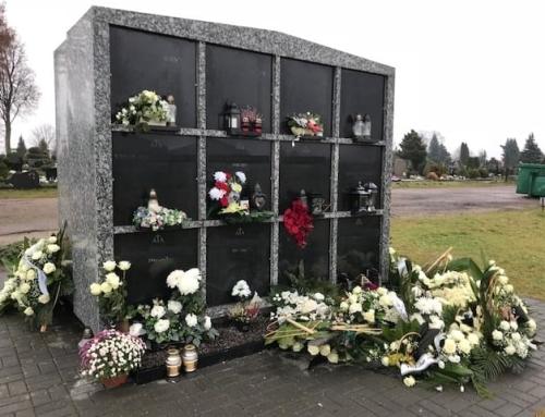 Urnos laidojimo taisyklės