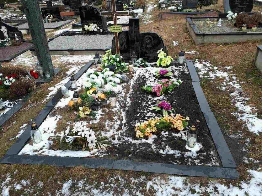 kapo Kaišiadoryse nuotrauka prieš kapo tvarkymo darbus