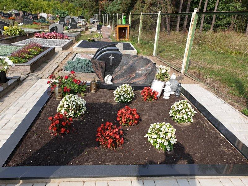 kapo nuotrauka pries projektavima ir darbu atlikima
