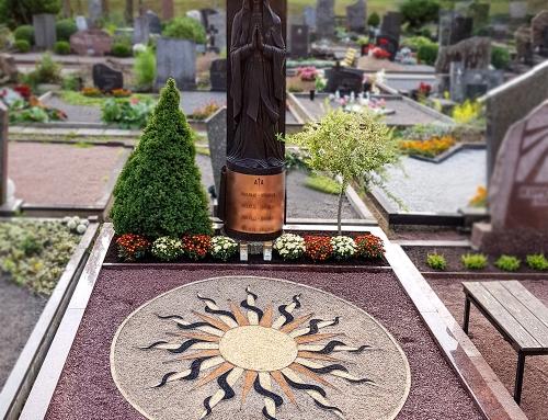 Asmeniškas kapų tvarkymas Vilniuje