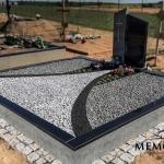 paminklas ir kapo vidaus dizainas