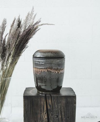 ruda blizgi urna