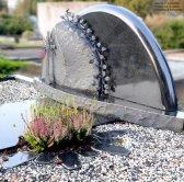 Vienos dalies paminklas kapui