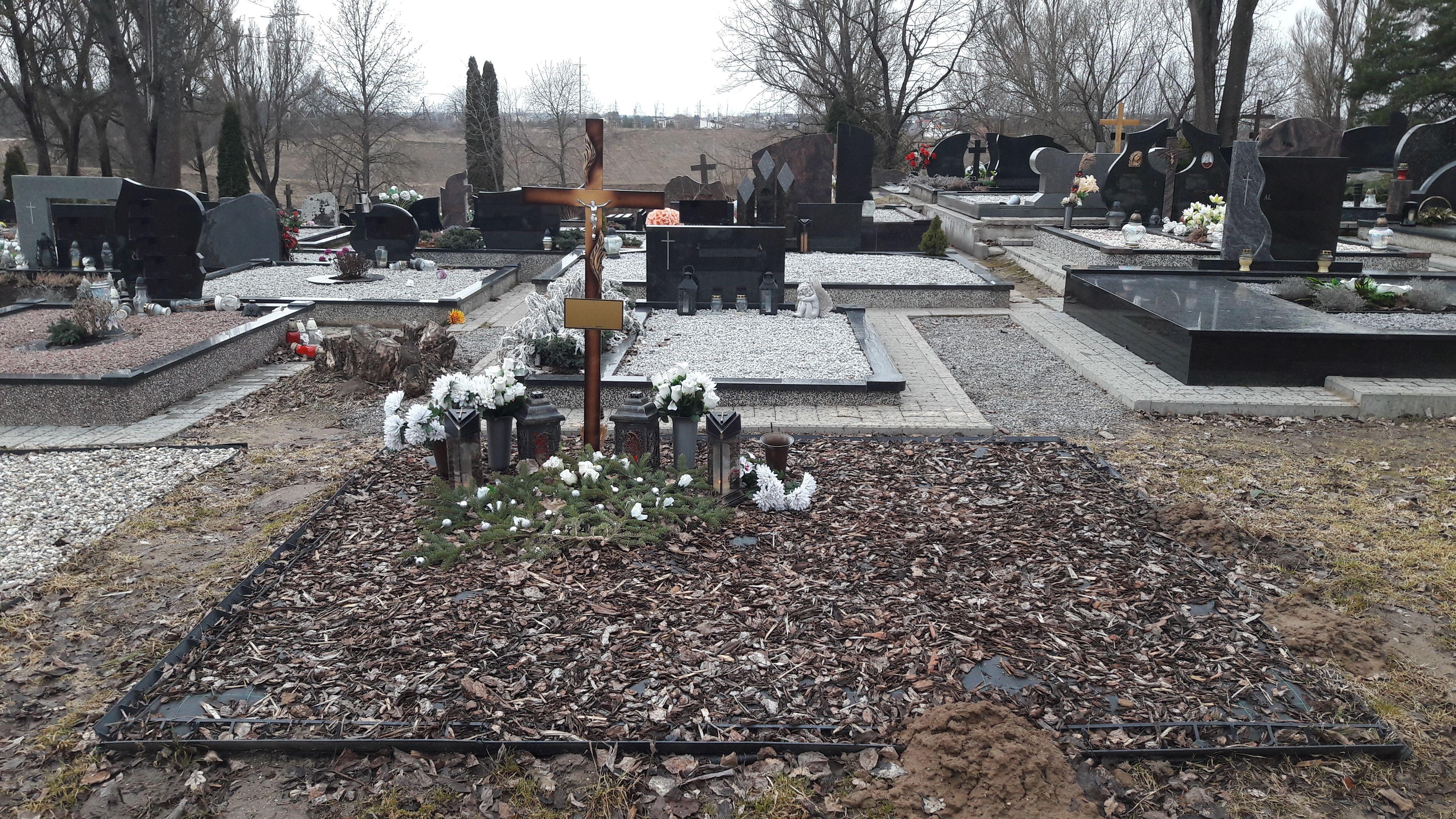 kapas prieš įrengimą Vilniuje
