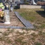 sukritęs kapo pamatas bus perbetonuojamas naujai