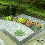 kapo renovacija su paminklu skaldele ir betoninėmis trinkelėmis