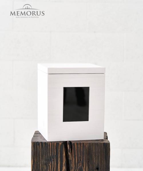 moderni balta kremavimo urna su uzrasu
