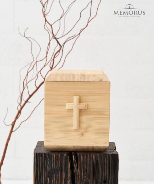 klasikine medine kremavimo urna