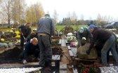 Pirmasis kapo įrengimo etapas – elementų įkomponavimas